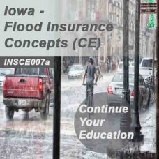 Iowa - Flood Insurance Concepts (CE)